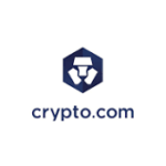 foto van de crypto.com logo